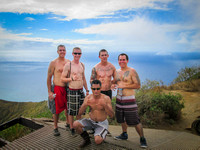 Koko Head Hike 2015